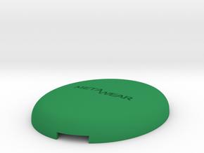 MetaWear USB Oval Upper 915 in Green Processed Versatile Plastic