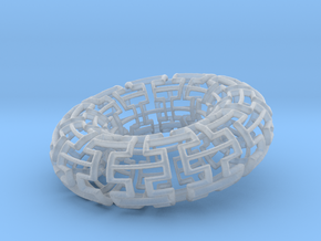 Greek Torus in Frosted Ultra Detail