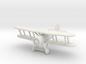 1/144 Gloster Gauntlet in White Natural Versatile Plastic