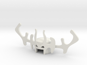 Hela in White Natural Versatile Plastic