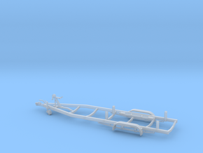 Bootstrailer 5 in Smooth Fine Detail Plastic