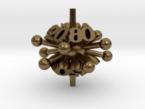 Jack d00 in Natural Bronze