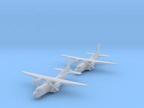 C-235 w/Gear x2 (FUD) in Smooth Fine Detail Plastic: 1:600