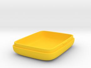MetaWear Conic Lower 914 in Yellow Processed Versatile Plastic