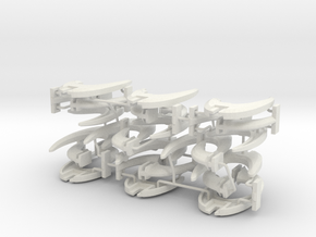 WASFlightStandx14 in White Strong & Flexible