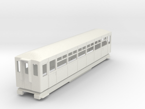 BM4-111 009 FR Coach 121 in White Natural Versatile Plastic