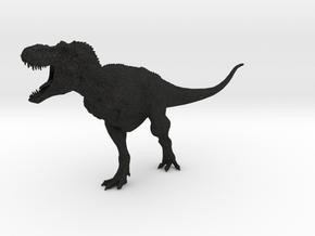 Tyrannosaurus rex 1/72 Krentz in Black Acrylic