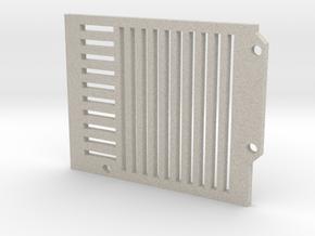 Arduino Uno R3 Custom Baseboard in Sandstone