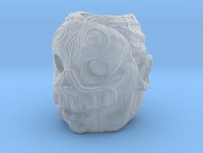 Dr Killinger Decorative Tiki Mug  in Smooth Fine Detail Plastic