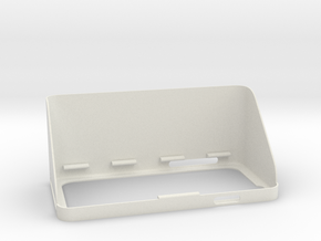 Iphone 6 SunShade in White Natural Versatile Plastic
