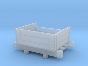 Crich Mineral Wagon Final Issue in Smooth Fine Detail Plastic