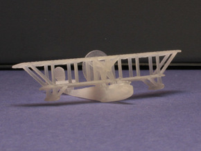 F.B.A. Type H Flying Boat in Smooth Fine Detail Plastic: 1:288