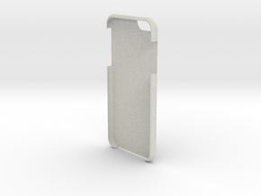 Iphone 6 Case in Full Color Sandstone
