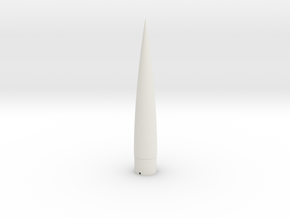 Aerobee Hi Nose Cone BT-55 in White Strong & Flexible
