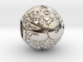 'Pandora' fit Charm 30th in Platinum