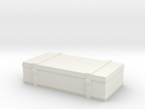 OW Crate - FanMade in White Natural Versatile Plastic
