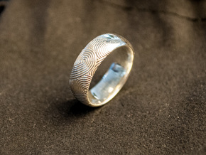 Custom RING For Her in Premium Silver