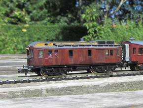 DSB MT 104 N scale in Frosted Ultra Detail