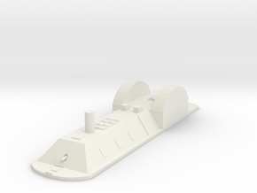 1/600 CSS Baltic  in White Natural Versatile Plastic