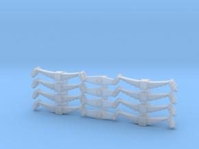 Federpaket Drehgestell Einheitsbauart Schmalspur G in Smooth Fine Detail Plastic