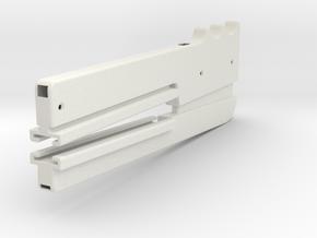 Sonic Beam Tool in White Natural Versatile Plastic