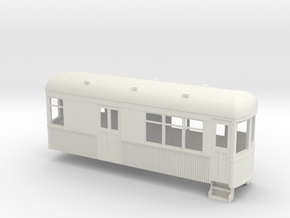 Gn15 combine tram  in White Strong & Flexible