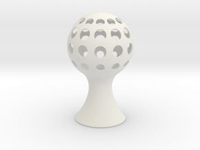 Sphere-light in White Strong & Flexible