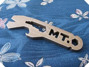 MT.O Prybar Tool 5mm in Stainless Steel