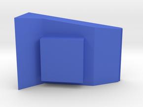 Lens Jango in Blue Processed Versatile Plastic