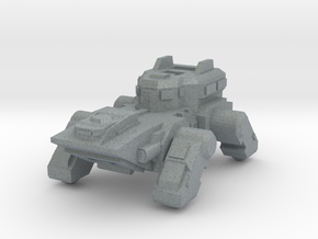 """""""Pangolin"""" Armored Carrier 6mm in Polished Metallic Plastic"""