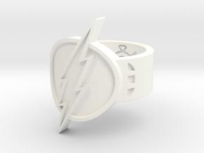 Flash Sz 11 in White Processed Versatile Plastic