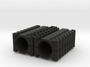 TKSQ 2000 SET in Black Natural Versatile Plastic