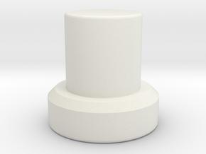 0f9d1eis2b9eaphvn9ngk1ra16 53415356.stl in White Natural Versatile Plastic