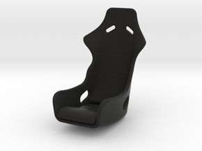 Race Seat - ProSPA - 1/10 in Black Natural Versatile Plastic