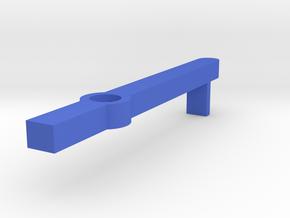 MINUTE HAND PLASTIC in Blue Processed Versatile Plastic