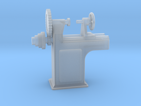 Thread Cutter S Scale in Smooth Fine Detail Plastic