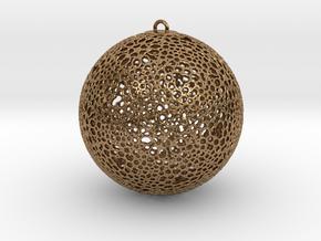 Ornament K0000 in Natural Brass