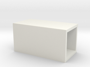 O4kmtreffglbvi5rqml0nfvri2 53707489 Mod.stl in White Natural Versatile Plastic