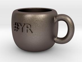 #YR Mug in Stainless Steel
