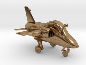 001M AMX-T Super Deformed in Natural Brass