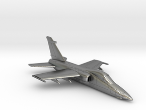 001N AMX 1/144 in flight in Natural Silver