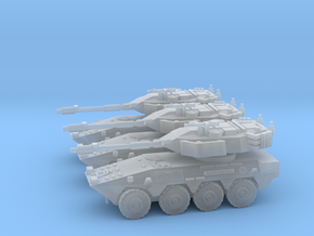 6mm B1 Centauro armored car (3) in Frosted Ultra Detail