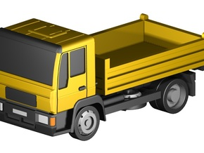 Kipper /Dumper (Z, 1:220) in Smooth Fine Detail Plastic