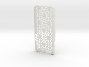 IPhone6 Open Style Alahmbra in White Natural Versatile Plastic
