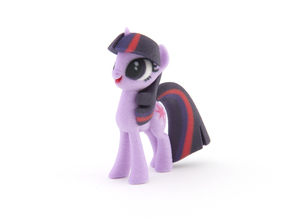 Twilight Sparkle in Full Color Sandstone