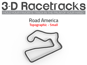 Road America | Small in Full Color Sandstone