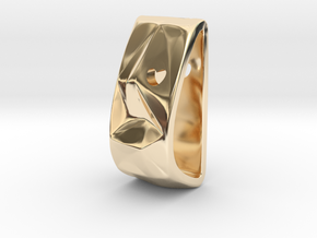 Life Charm in 14K Yellow Gold