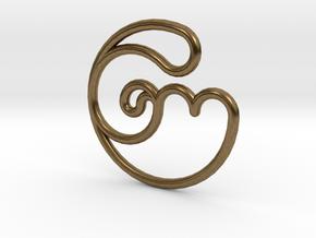 TubeRose in Natural Bronze