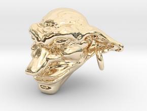 Goblin 2 in 14K Yellow Gold