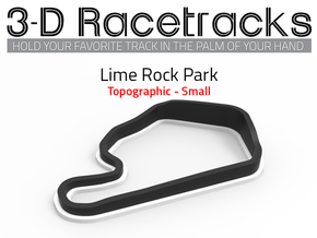 Lime Rock Park | Half Size in Full Color Sandstone